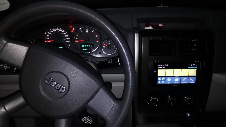 Jeep Wrangler - Blaupunkt Cape Town